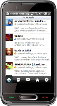 LiveJournal for Windows Mobile